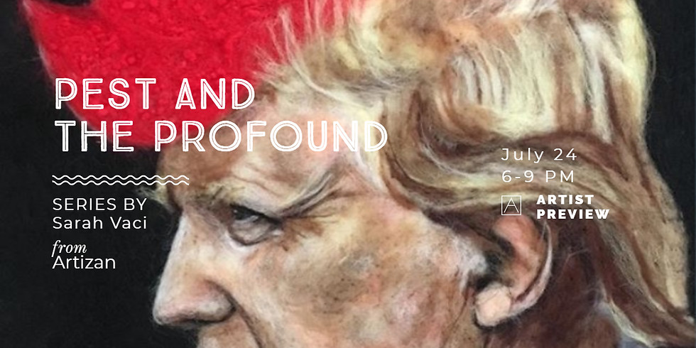 Pest and the Profound: Artist Preview