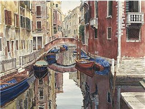 Venetian Backwater II