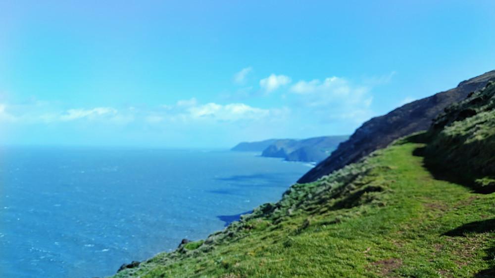View Across Bristol Channel