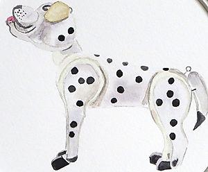 Flashcards - Spotty Dog