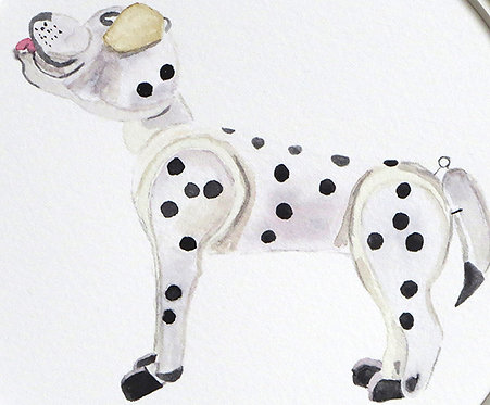 Flashcards - Spotty Dog