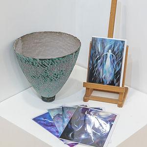 Susan Cavaliere Art Cards