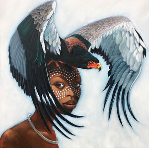 Jungle Style - Batteleur Eagle