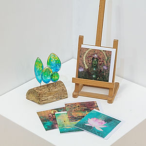 Kamini Gupta Art Cards