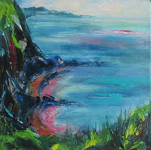 Spring on the Cliffs