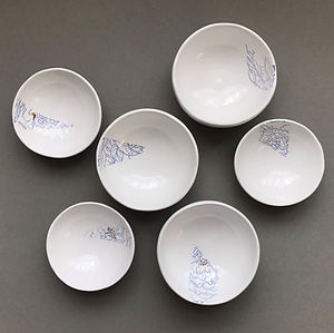 Small Dipping  Bowls
