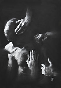 Figure With Hands I