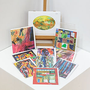 Fine Art Cards - Abstract Collection