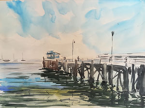 Pier 9, San Francisco