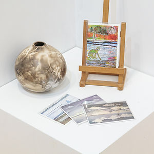 Gill Jones Art Cards