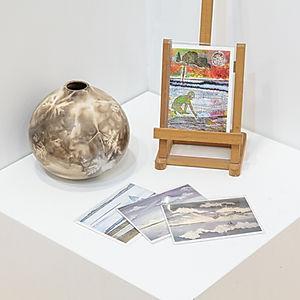 Gill Jones Art Cards