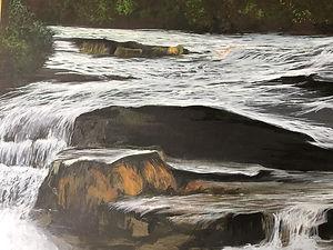 White Water, Black Rock