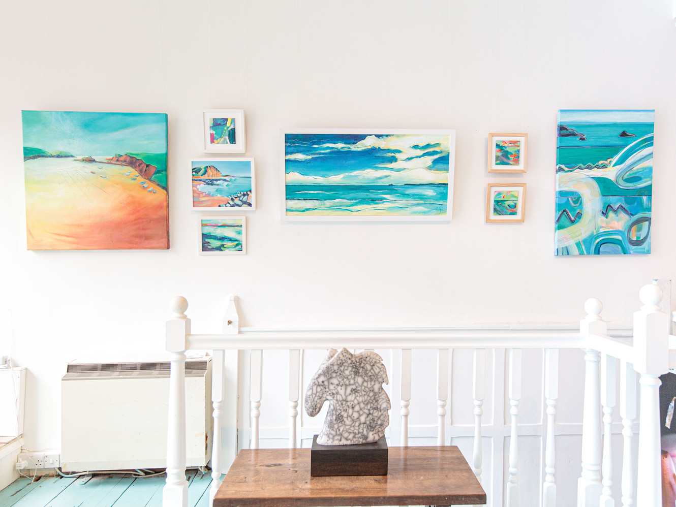 Meet Artist Claire Harmer at the SSC Virtual Launch