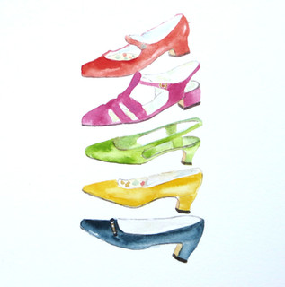 Flashcards - Shoes