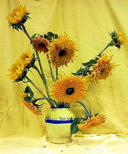 I Love Vincent Van Gogh (after Van Gogh)