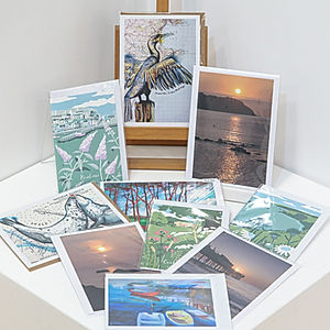 Fine Art Cards - English Riviera Collection