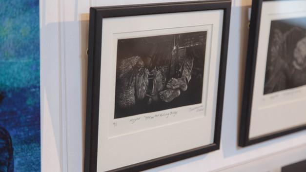 Artist Support Pledge Virtual Exhibition