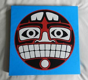 Haida Face