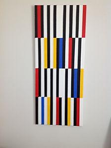 Rhythm in Stripes
