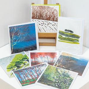 Fine Art Cards - Trees
