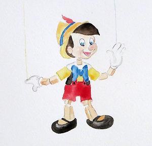 Flashcards - Wooden Boy