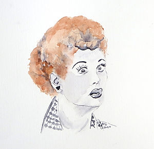 Flashcards - 'I Love Lucy'