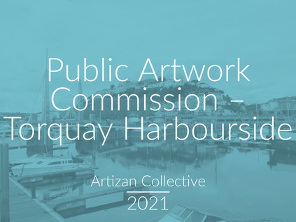 Public Artwork Commission – Torquay Harbourside