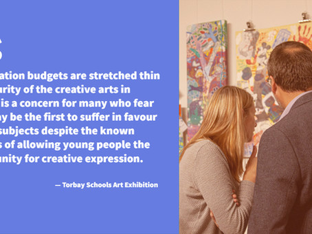 PRESS RELEASE | Torbay Students Celebrate Their World Through Art