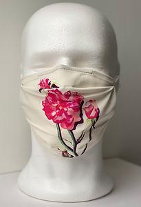 Rose Elliott Floral Masks