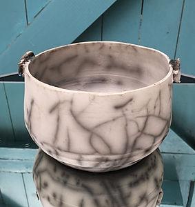 Naked Raku Bowl