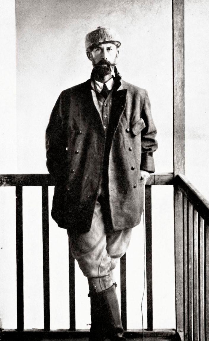 Percy Harrison Fawcett