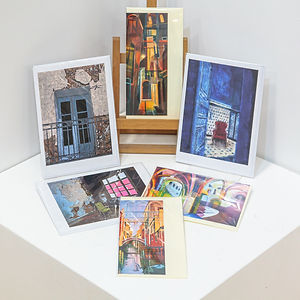 Fine Art Cards - Art of Architecture Collection