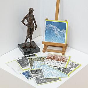 Ian Cox Orginal Art Cards