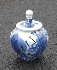 Lidded Jar
