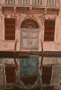 Grand Canal Door I