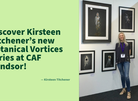 Discover Contemporary Photographic Artist Kirsteen Titchener at Contemporary Art Fairs Windsor