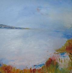 Towards Lyme Bay