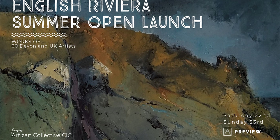 The English Riviera Summer Open Launch