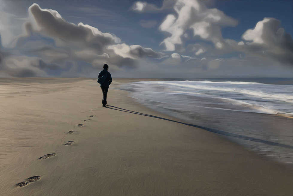 Footprints I