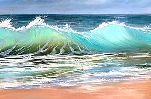 Emerald Beach Wave III