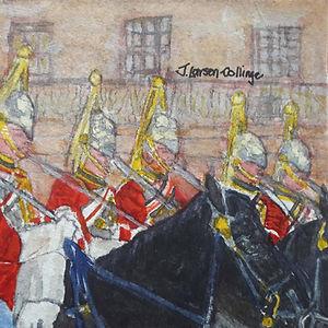 Guards on Horseback