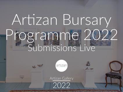 Submissions - Artizan Bursary Programme - 2022 Exhibitions