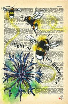 Path : Flight of the Bumblebee