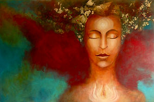 Priestess of Beauty & Light