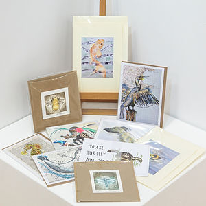 Fine Art Cards - Animals Collection