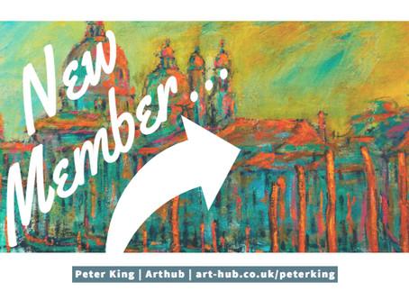 Peter King Joins Arthub