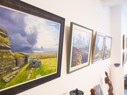 Press Release - Magical Dartmoor Exhibition Offers Chance to Win Your Favourite Work