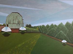 Hertsmonceux Observatory. Sky Arts Landscape Artist of 2019