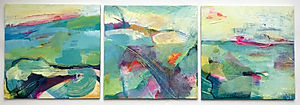 Green Tide Triptych
