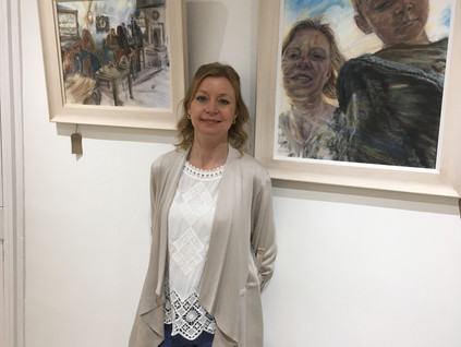 What I See - An Exhibition of New Works by Jayne Farleigh
